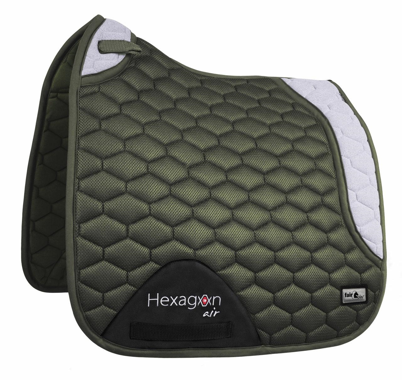 Podsedlová dečka FP Hexagon Air Mesh 3D